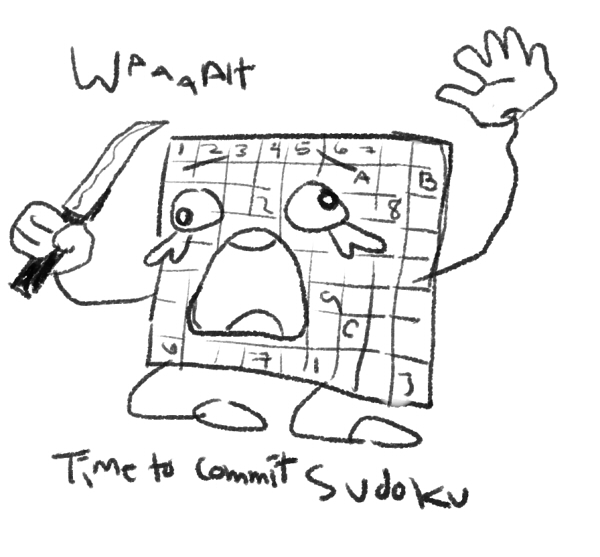 TIME TO COMMIT SUDOKU