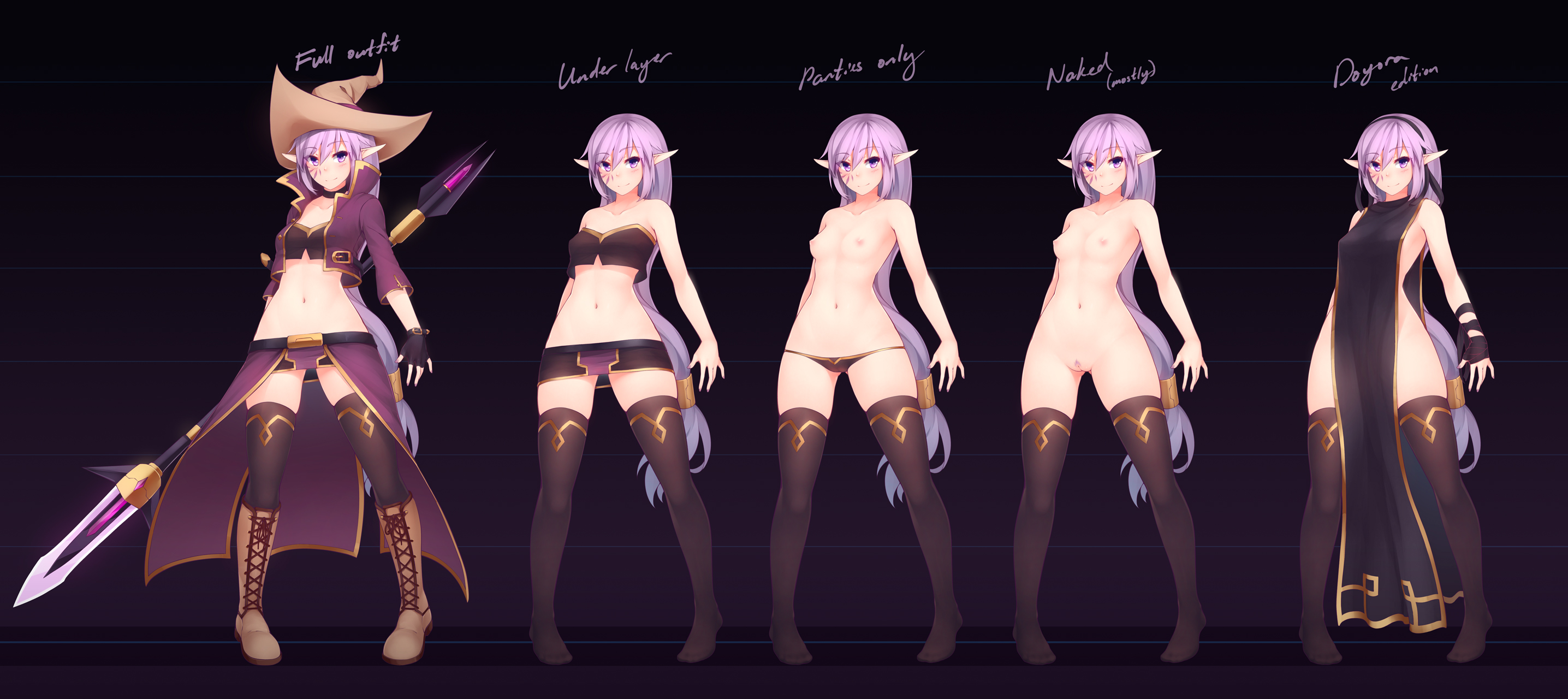kaleina-reference-sheet